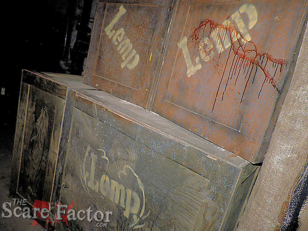Lemp Brewery Haunted House