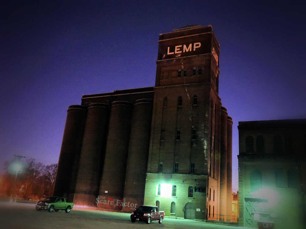 Take an Underground Journey Into Lemp Brewery Haunted House