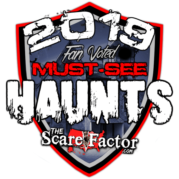2019 Top Must See Haunts Voting Promo Badge