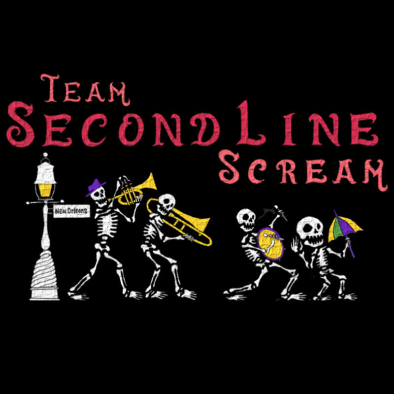 Team Second Line Scream - The Scare Factor's Louisiana and Mississippi Halloween Haunted House Review Team