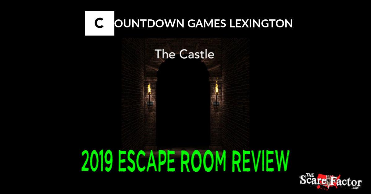 The Castle At Countdown Lexington Review 2019