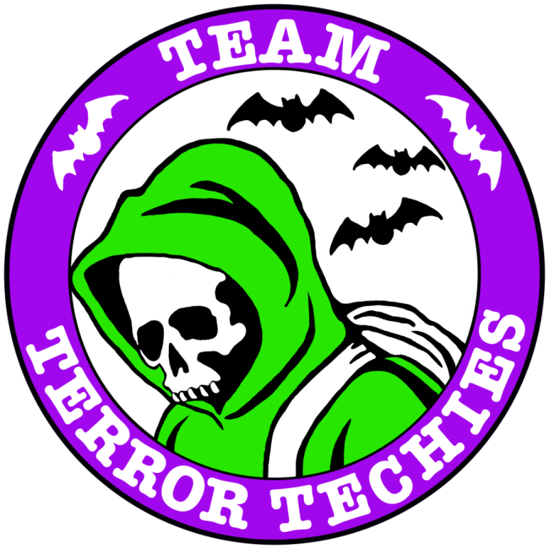 Team Terror Techies - The Scare Factor's Washington Halloween Haunted House Review Team