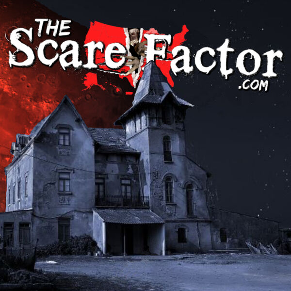 The Scare Factor Podcast Logo