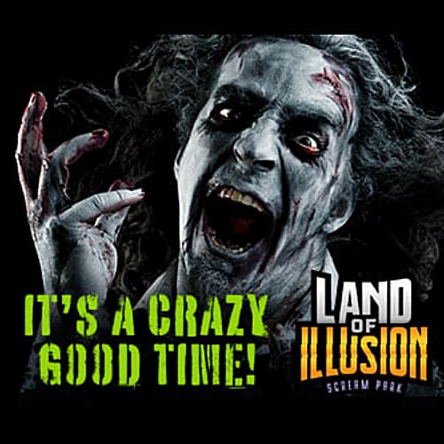 Land of Illusion