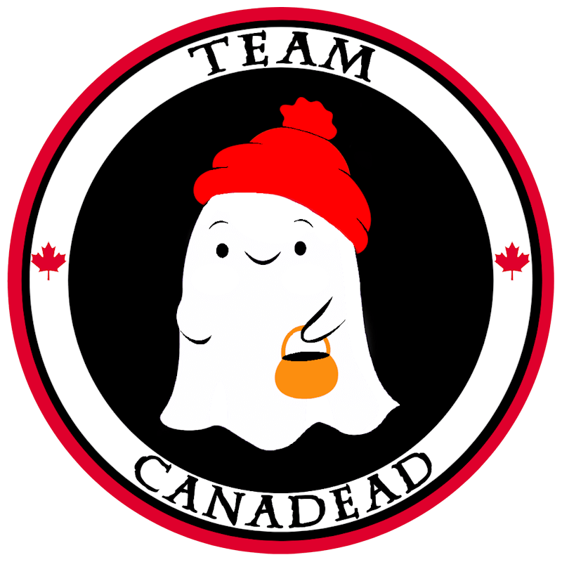 Team Canadead - The Scare Factor's AB Halloween Haunted House Review Team
