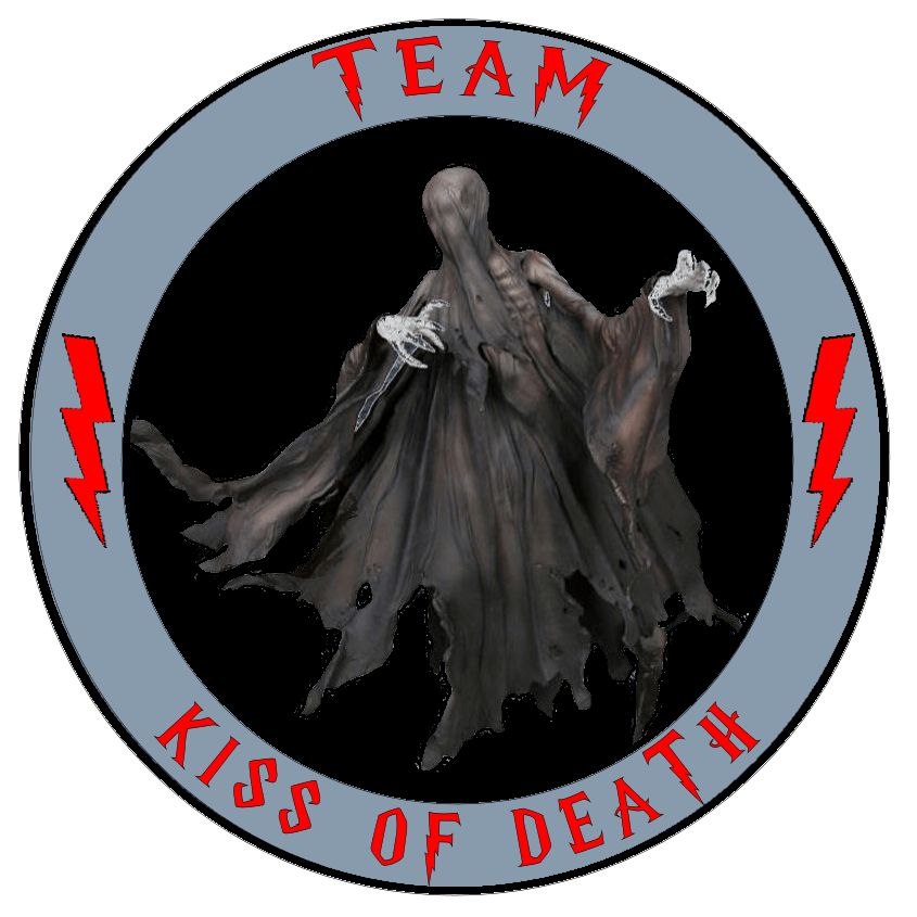 Team Kiss of Death - The Scare Factor's East Tennessee Halloween Haunted House Review Team