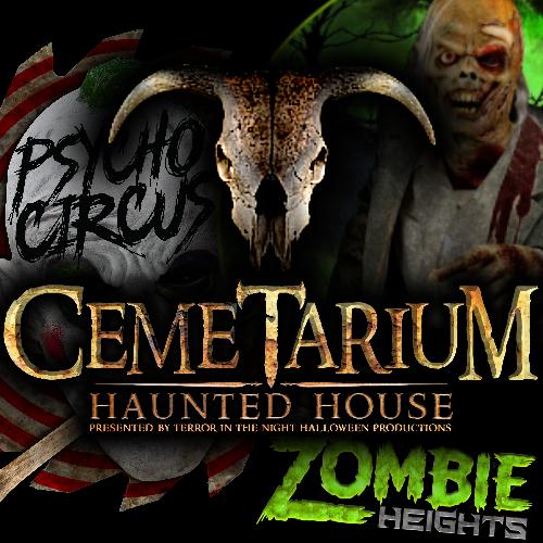 Cemetarium Haunted House
