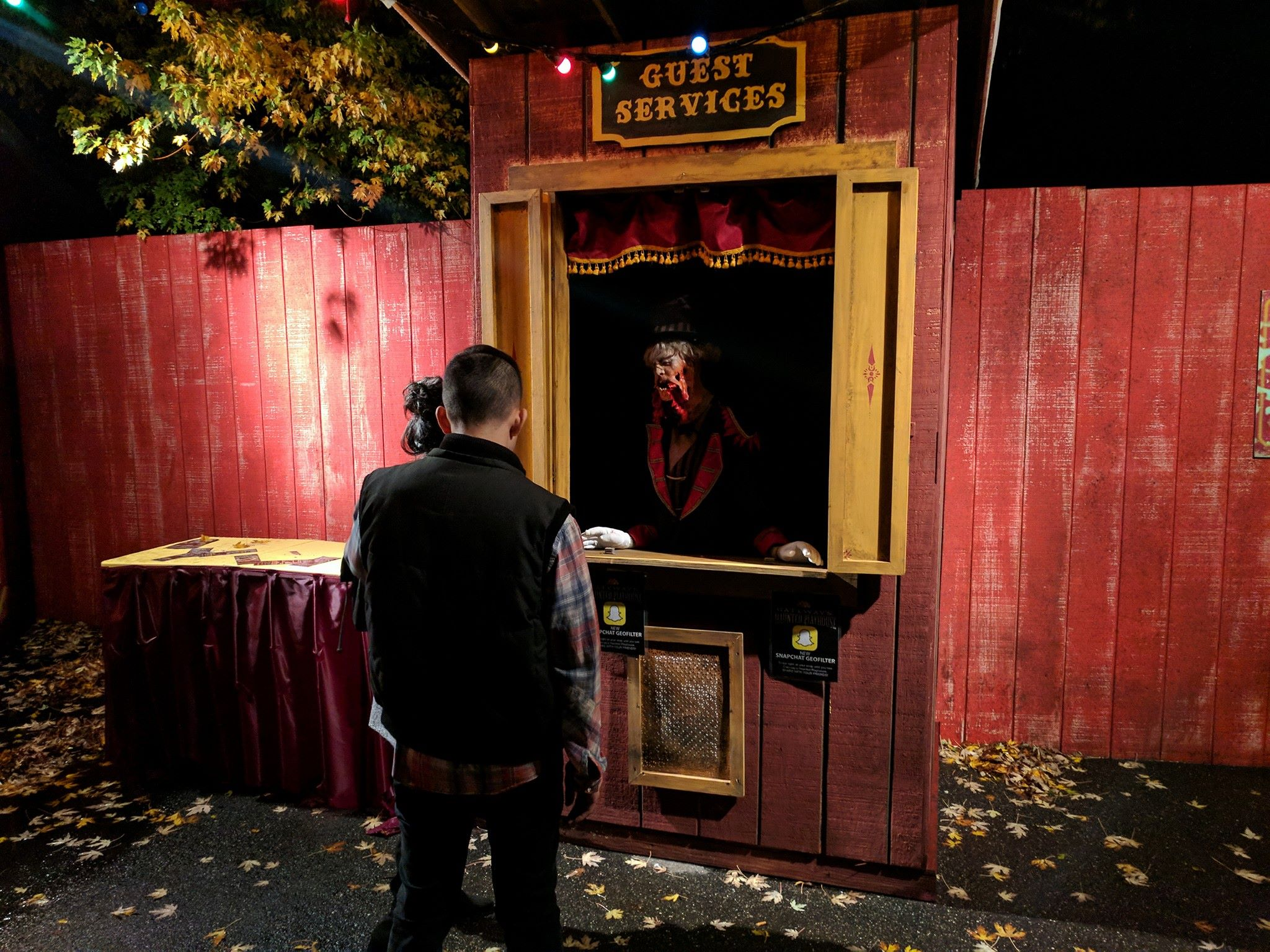 Gateway Haunted Playhouse 2017 Review - The Scare Factor