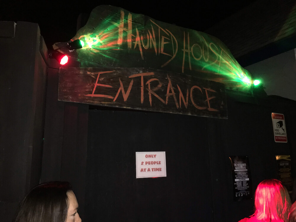 [2018 Review] Scandia Haunted House: The Wussmaker ...