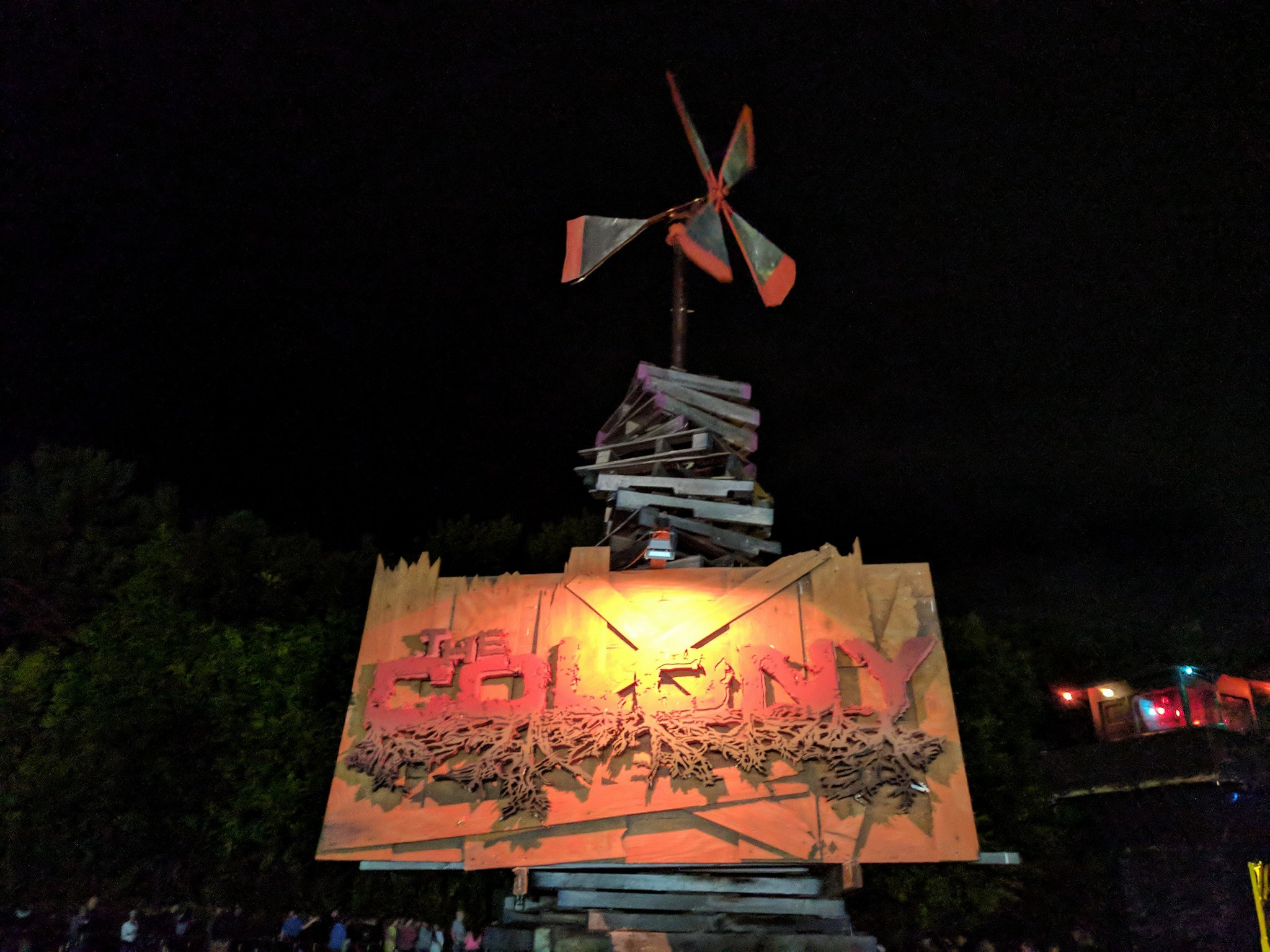 Spooky World Nightmare New England 2017 Review The